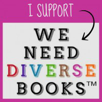 "I support ""We need diverse books"""