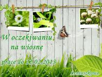 Wiosna w Leniuszkowie