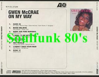Gwen McCrae - On My Way
