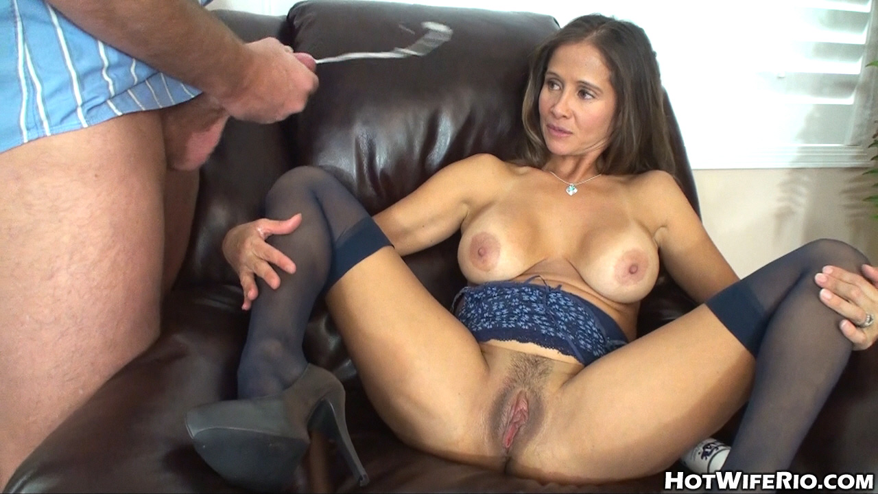 Love black cock hot wife chick