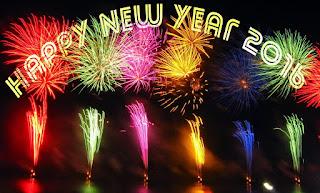 Gambar Ucapan Tahun Baru 2016 Happy New Year