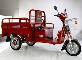 Triciclo mini para 200 kilos