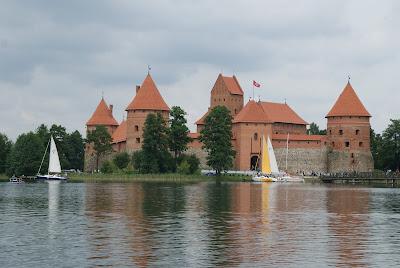 castillo-de-trakai