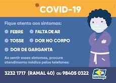 Guaraniaçu - CORONAVÌRUS proteja-se