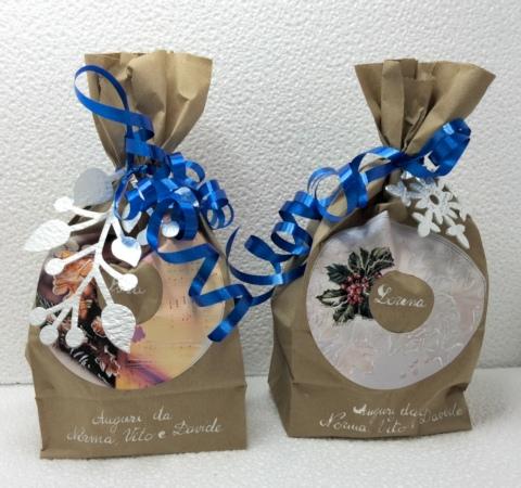 Voglio il mondo a colori sacchetti regalo fai da te for Sacchetti di carta fai da te