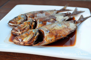 how to cook dried adobong pusit