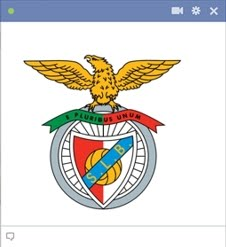 benfica lisboa emoticon Kode Emoticon Chat Facebook Klub (Team) Sepakbola