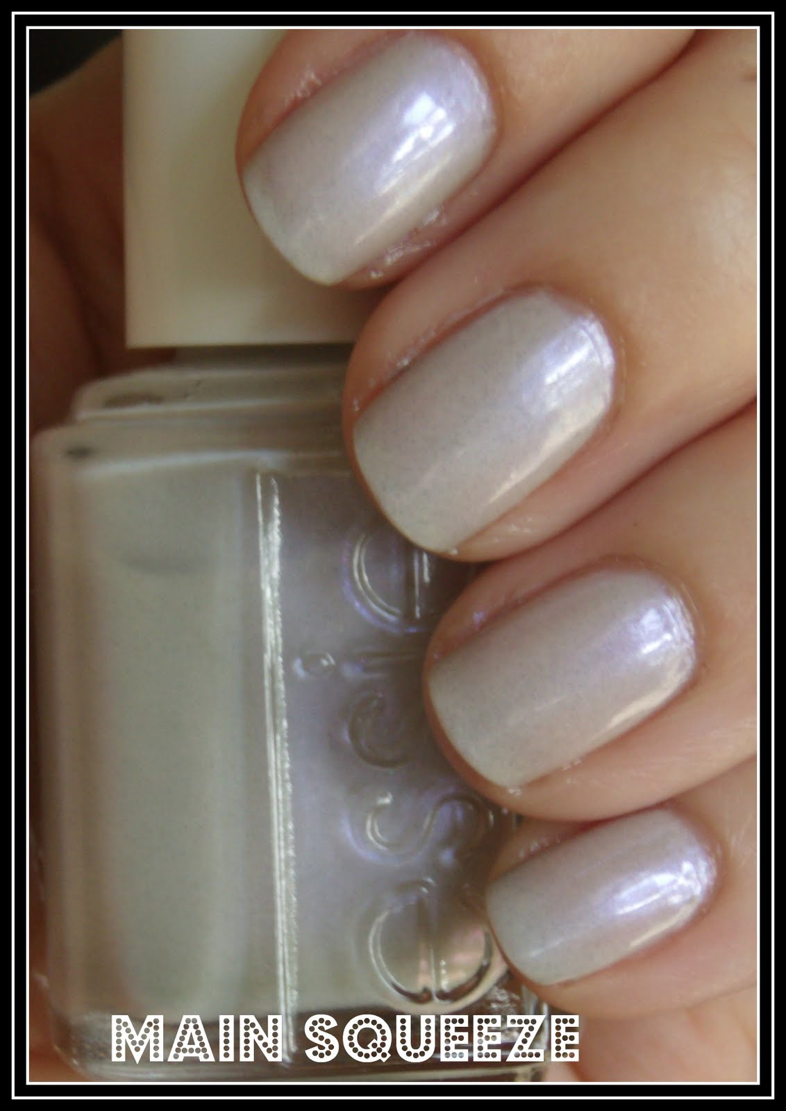 Obsessive Cosmetic Hoarders Unite!: Nail Polish of the Day: Essie ...