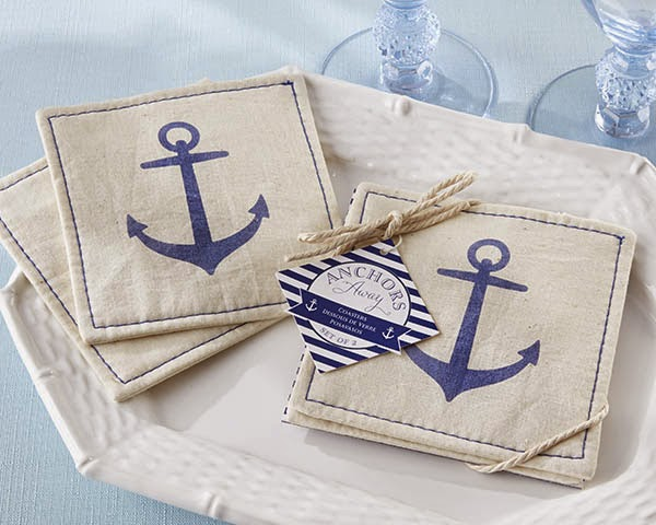 Kate Aspen nautical wedding favors/decorations