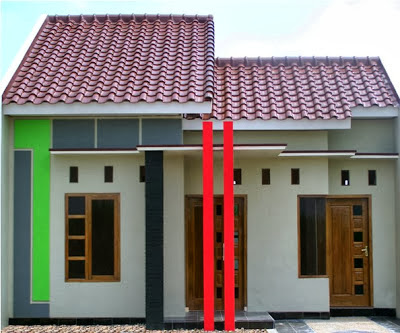 Bentuk Rumah Sederhana