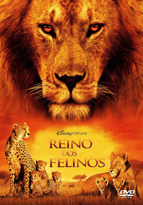 Reino dos Felinos - DVDRip Dual Áudio