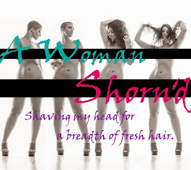 A Woman Shorn'd
