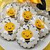【創意糕點】蜜蜂糖果餅乾 bee Cookies
