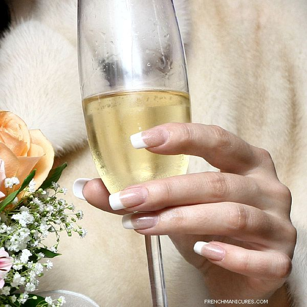 Incredible French Wedding Nails 600 x 600 · 60 kB · jpeg