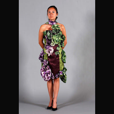 wearable art by Sarah Goldenbarg White