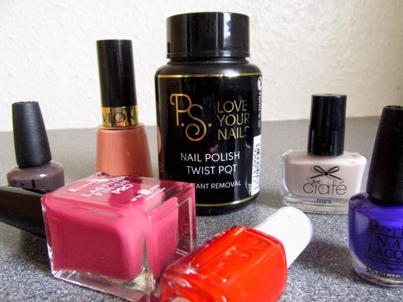 nail varnish remover pot primark
