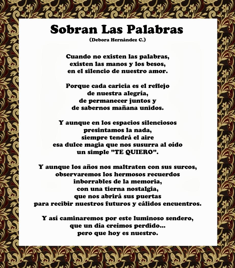 Amor y tinta poemas de amor en espa ol - Nombres clasicos espanoles ...