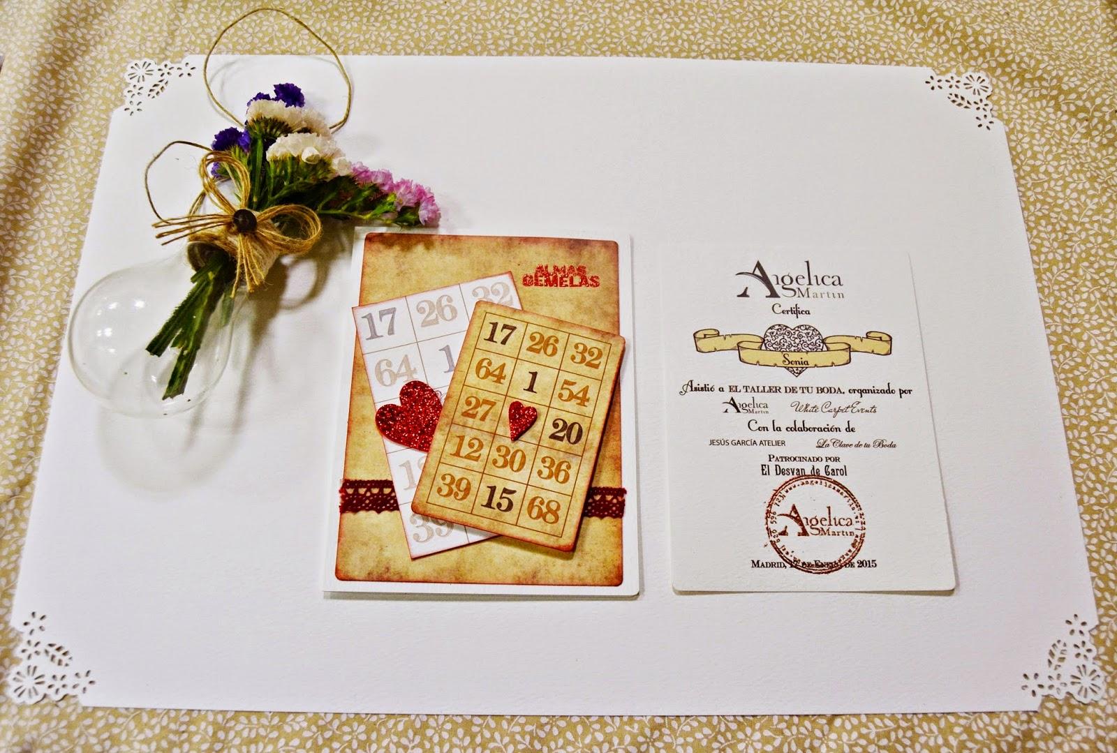 El Taller de tu Boda - Angelica Martin - blog bodas