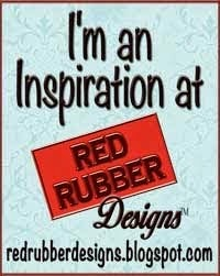 Proud to be an Inspiration piece at Red Rubber Designs