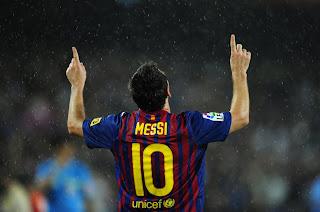 Lionel Messi supera el registro de Kubala