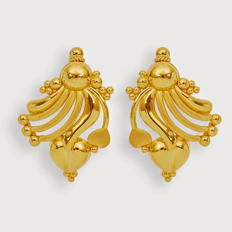Earrings 0005 ~ DEVEN GAHANA GRIHA