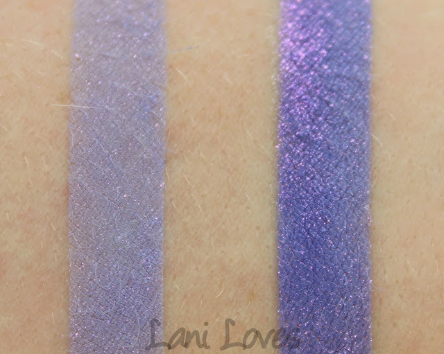 Darling Girl Blending is the Secret eyeshadow swatches & review