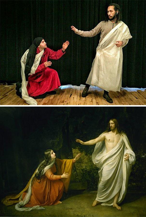 recreating famous artwork fools do art-6