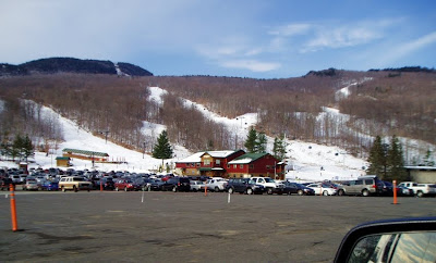Gore Mountain ski area, opening weekend,  11/26/2011.  The Saratoga Skier and Hiker, first-hand accounts of adventures in the Adirondacks and beyond, and Gore Mountain ski blog.