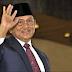 Mantan Presiden RI B.J. Habibie Sakit