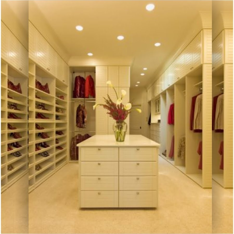 Amazing Modern Walk In Closet While I Was Searching Images For My Dream Closet I Found Out Some Of