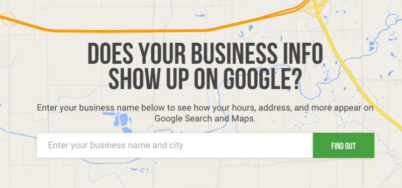 let s put local business on the map tandem interactive