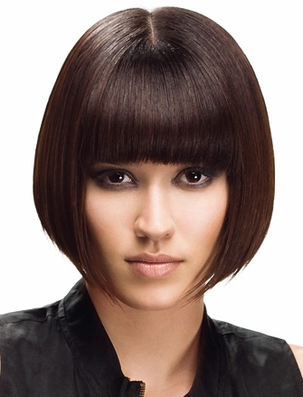 Perfect Medium Layered Haircuts for 2012 + by wella