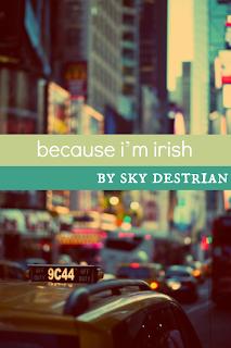 happy birthday, because i'm irish!
