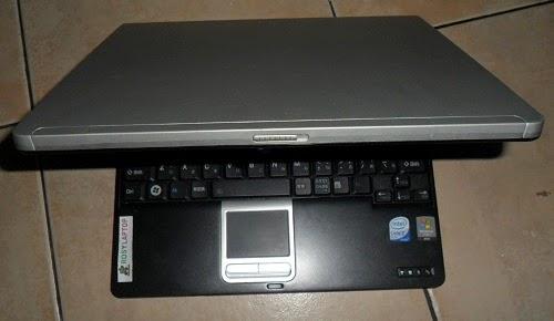 Toshiba Dynabook SS 1700My Layar Sentuh Asli Jepang