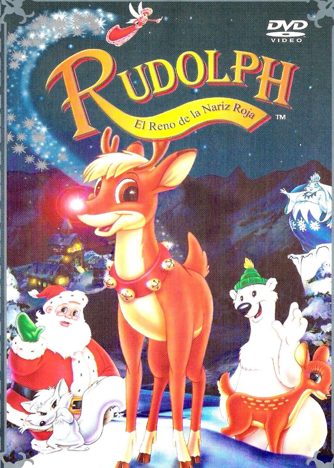 Rudolph, el reno de la nariz roja (1998)