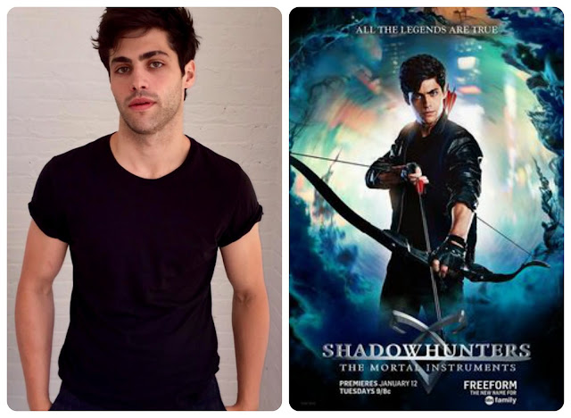 Matthew Daddario, Alec Lightwood