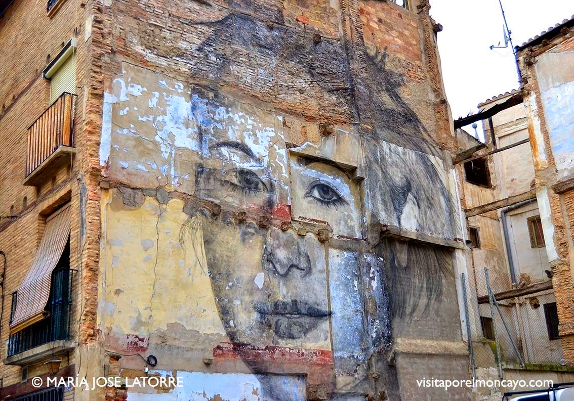 Jorge Rodriguez Gerada Arte Urbano Tudela Avant Garde