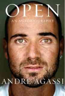 Andre Agassi Open pdf ita, libro, opinioni,  parrucchino, Steffi Graf, la storia