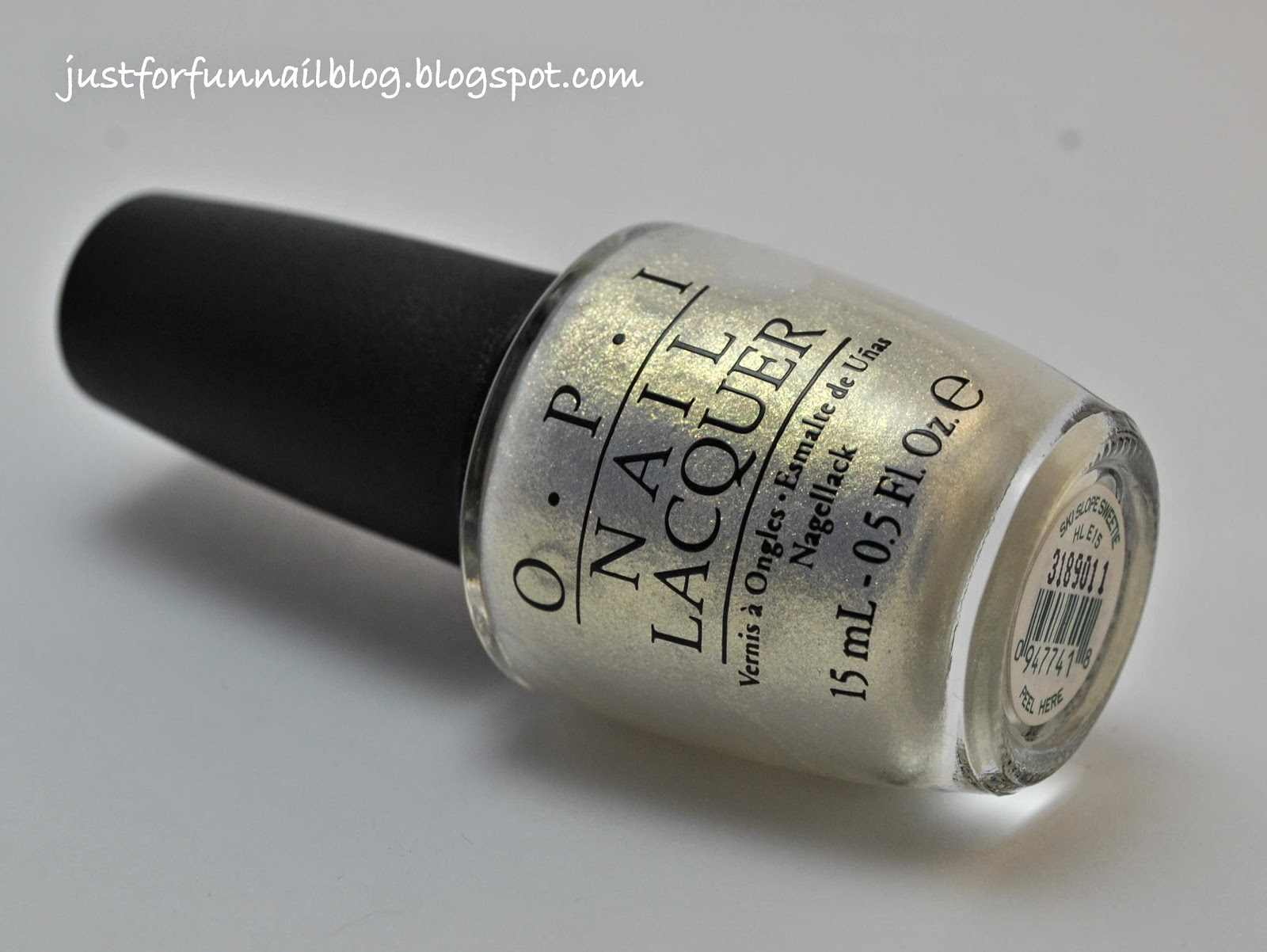 OPI - Ski Slope Sweetie