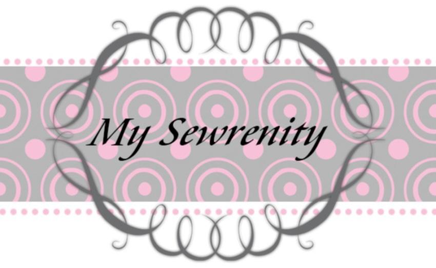 My Sewrenity