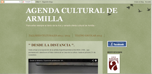 Agenda cultural de Armilla