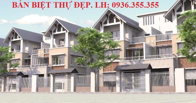 Bán Biệt Thự khu đô thị Hạ Đình