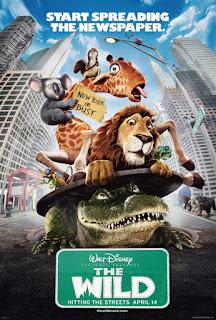 Watch The Wild (2006) movie free online