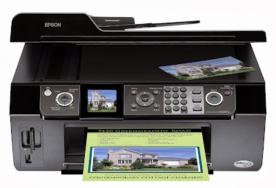Принтер Epson Stylus CX9400 Fax All-in-One