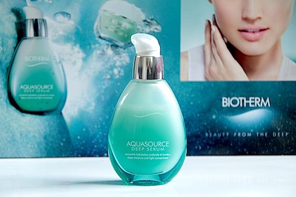 biotherm aquasource deep serum avis test