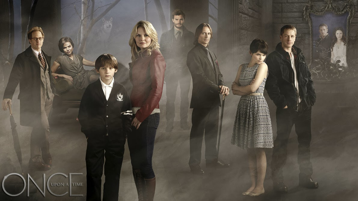 once upon a time resenha