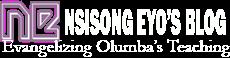 Welcome To Nsisong Eyo's Blog