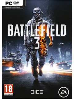 Battlefield 3 PC Game (cover)