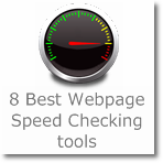8 Best Webpage Speed Checking tools