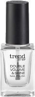 Preview: Die neue dm-Marke trend IT UP - Double Volume & Shine Nail Polish 010 - www.annitschkasblog.de
